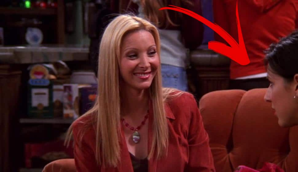 The One Friends Mistake You Probably never noticed will make you see the show completely differently