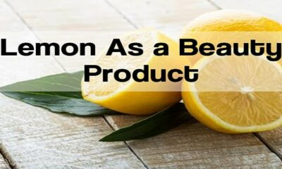 7 Amazing Uses Of Lemon Juice For Your Healthy Skin And Hair