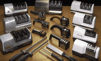 Choosing the Best Knife Sharpener: Ultimate Buying Guide