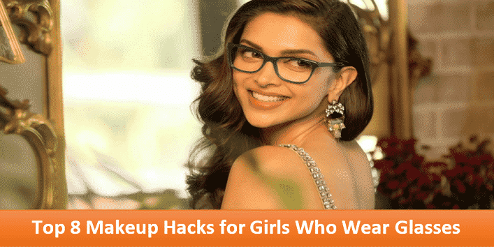 Top 8 Makeup Hacks for Girls Who Wear Glasses