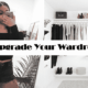 Style Hack: 4 Ways to Upgrade Your Wardrobe