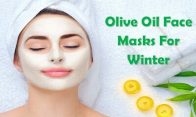 7 DIY Olive Oil Face Masks for Winter Skin Care