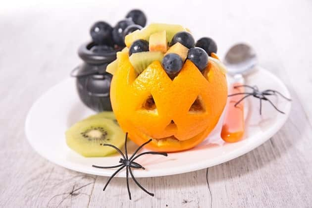 7 Ways To Make Fruits A Good Halloween Treat