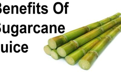 Health Hack: Top 10 Health Benefits of Sugarcane Juice
