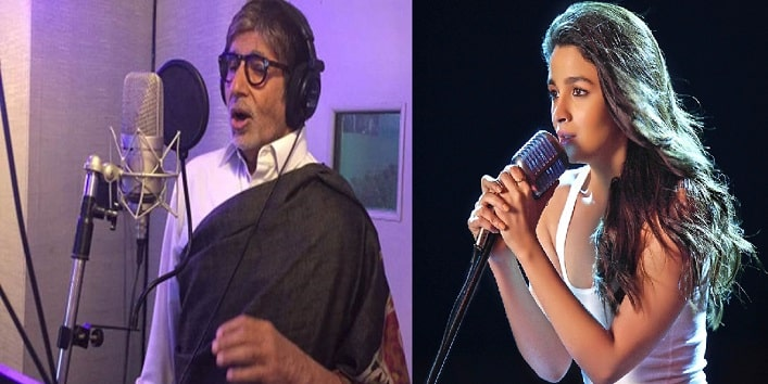 6 Bollywood Actors Turned Singing Sensations