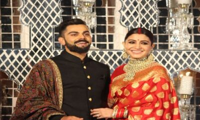 Check out How Virat and Anushka Celebrated Their Grand Reception