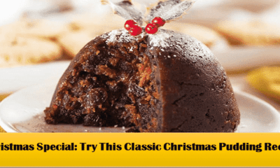 Christmas Special: Try This Classic Christmas Pudding Recipe