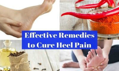 7 Effective Home Remedies to Treat Heel Pain