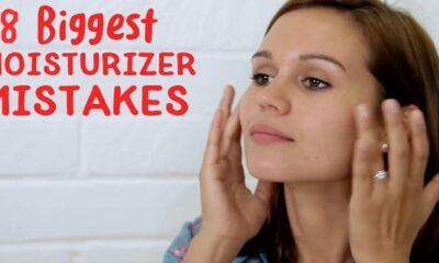 8 Moisturizing Mistakes That Can Make You Look Older