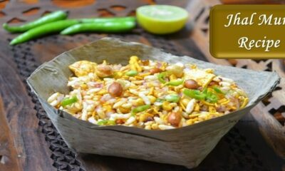 Snack Special: Try This Quick Jhal Muri Recipe at Home