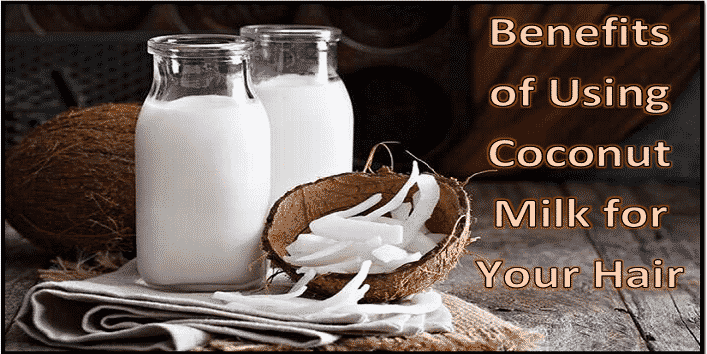 Hair Care Hack: 8 Benefits of Using Coconut Milk for Your Hair!