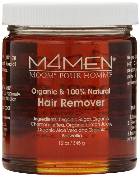 Moom For Male Organic Hair Remover Refill