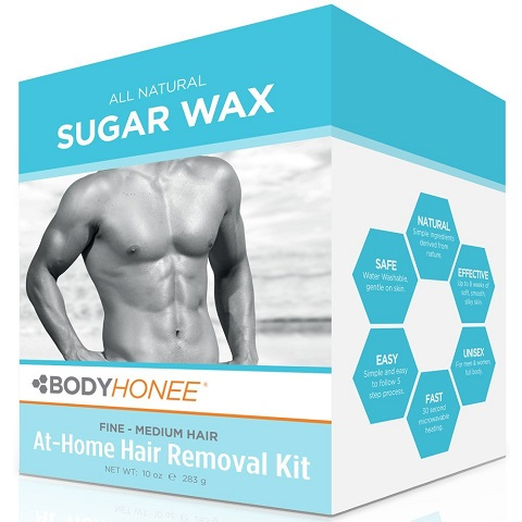 Hair Removal Waxing Package Males And Female
