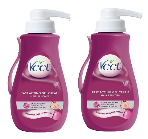 Veet Gel Hair Remover Cream 13.5 ounce