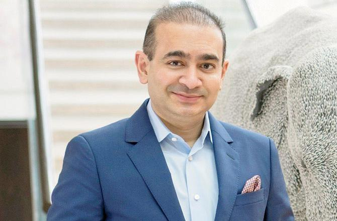 Nirav Modi absconder in 2014 custom duty evasion case procedurs are continued by Customs Department