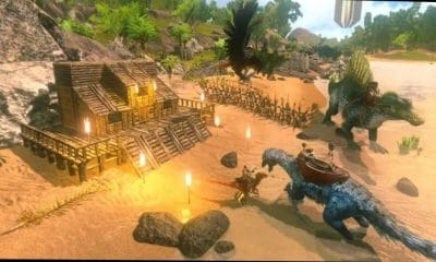 Top 7 Trending Adventure games that you should play once in your life : ARK – SURVIVAL EVOLVED