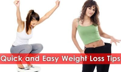 Easy Weight Loss Tips With Proper Diet Plans to lose weight in 7 days