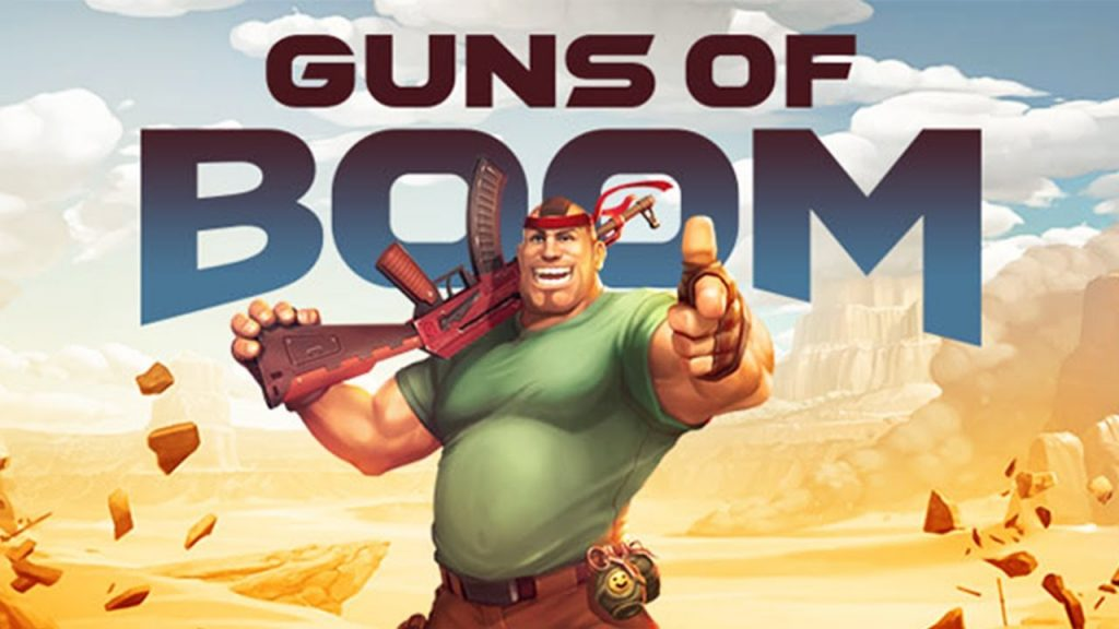 GUNS OF BOOM – ONLINE SHOOTER