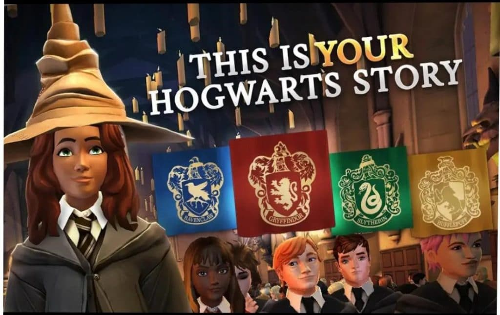 HARRY POTTER – HOGWARTS MYSTERY