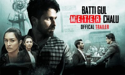 Movie Review: Batti Gul Meter Chalu starts low at Box-Office