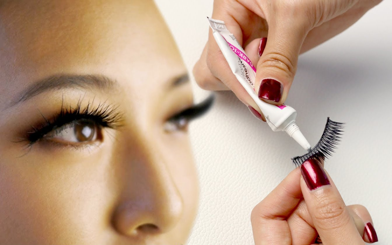 Do Not Make Use Of False Eyelashes: