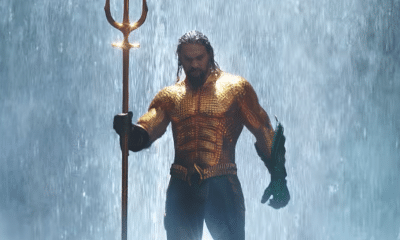 WATCH: Warner Bros drops new Aquaman Extended Trailer!