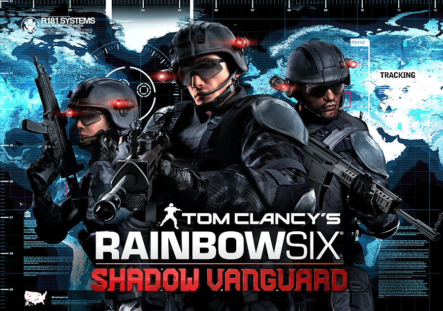 RAINBOW SIX SIEGE VANGUARD