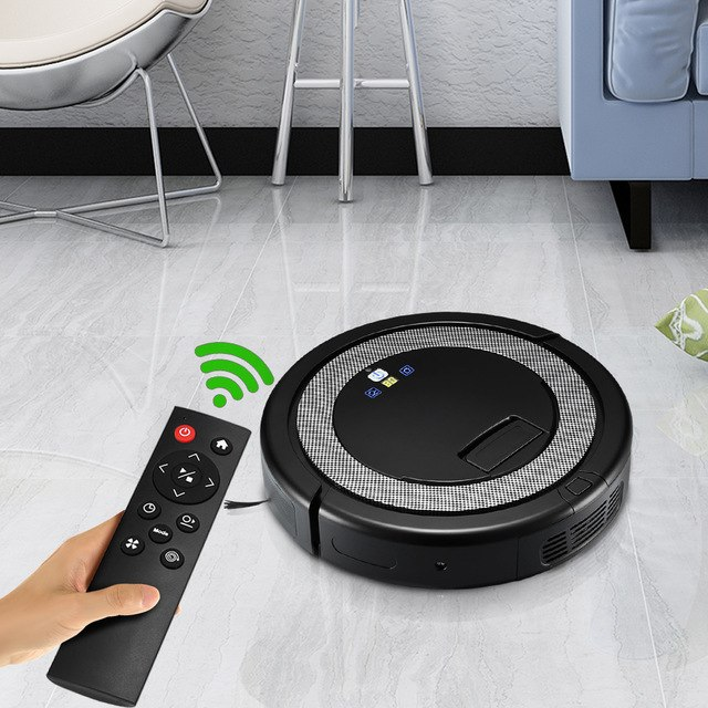 Remote Control Mop & Vacuum Cleaners