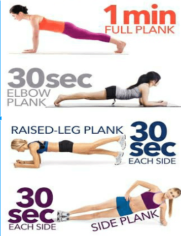 best abs workout for women get six pack abs in weeks