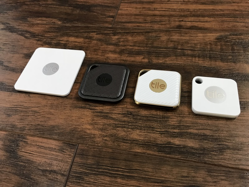 Tile Bluetooth tracking device
