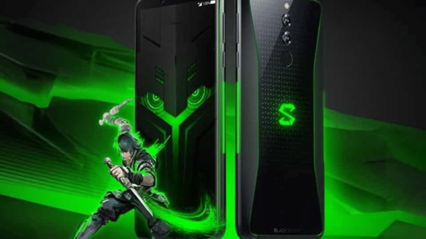 Xiaomi's Black Shark Helo phone with 10GB of RAM launched for gamers