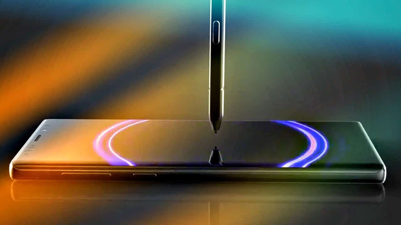 "The Note 10 will come with a bigger 6.66"" screen than the iPhone XS Max"