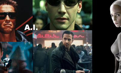 TOP 5 Greatest A.I. Movies you shouldn't miss