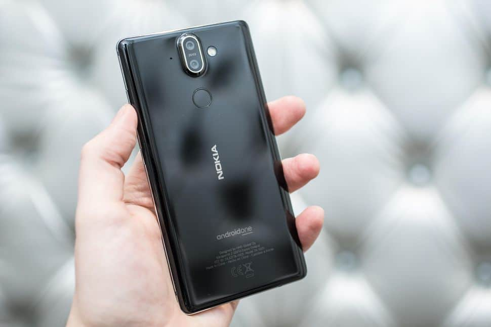 Nokia 3.1, Nokia 5.1, Nokia 6.1, and Nokia 8 Sirocco's prices get reduced