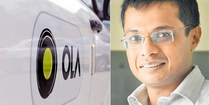 Sachin Bansal may back Ola with $100 million investment