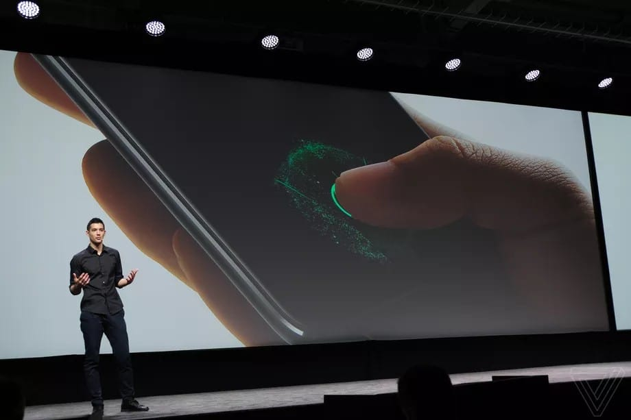 OnePlus 6T launched with In-Display Fingerprint
