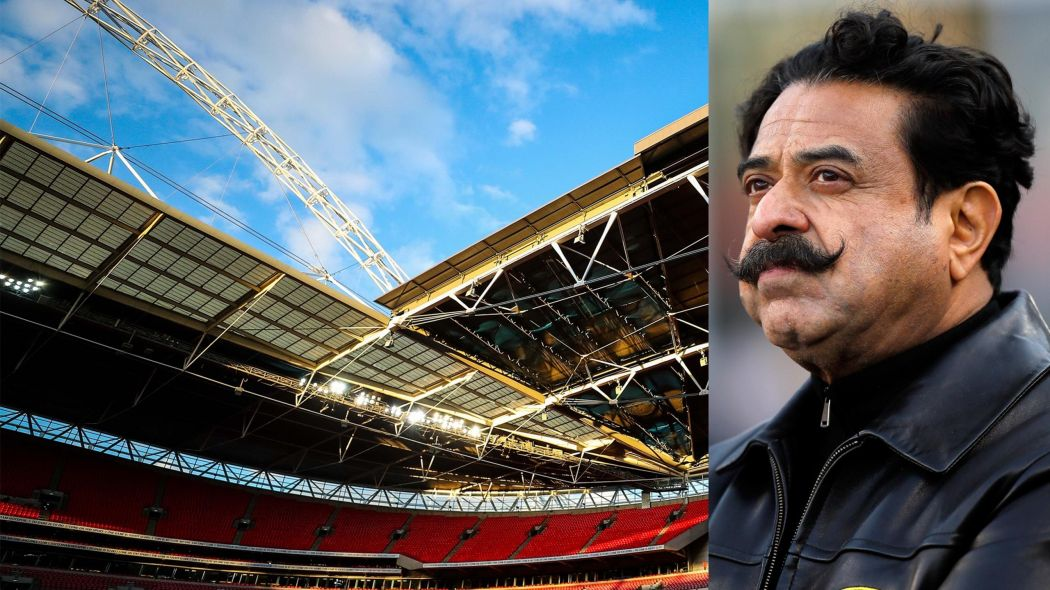 Fulham owner Shahid Khan withdraws Wembley offer