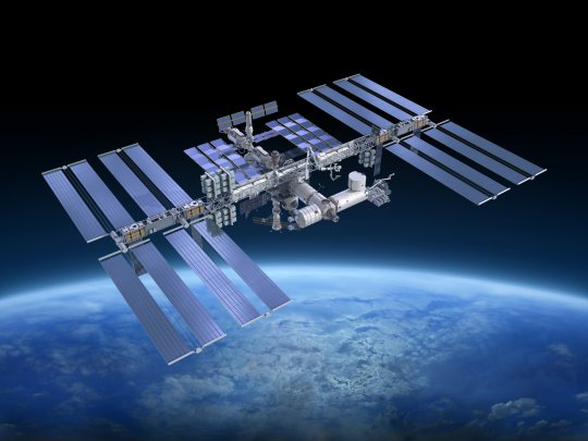 1543267085 238 NASA International Space Station Infested With Mysterious Space Bugs