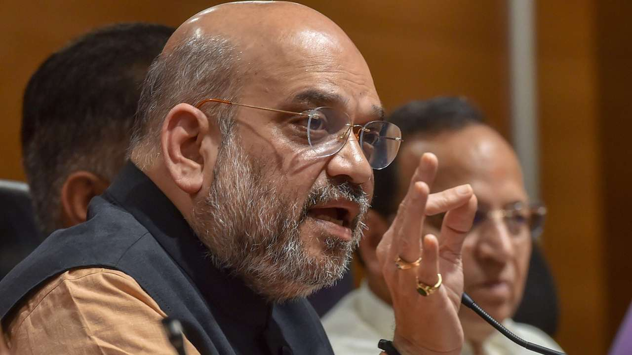 BJP President Amit Shah accused of benefitting from fake Sohrabuddin encounter in 2005