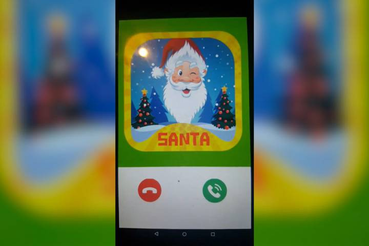 Amazon removes app after Santa threatens children with death - National