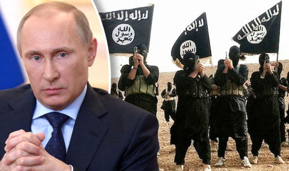 British Army Chief Says Russia Is A Far Greater Threat Than ISIS