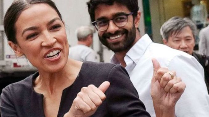 Ocasio-Cortez Accused By Democrats For Being A Russian Bot