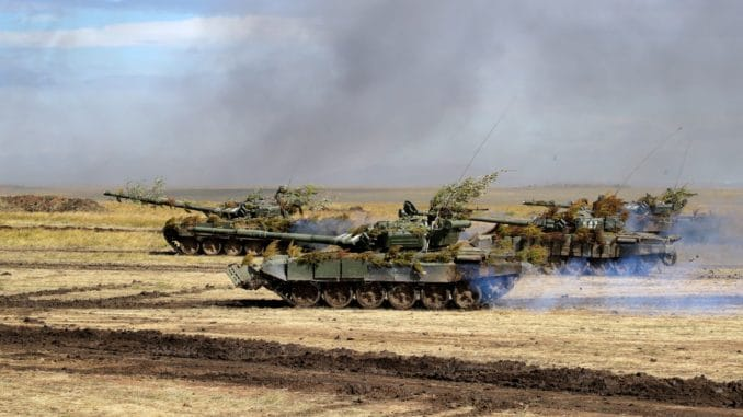 Experts Suggests US Military At Risk Of Losing War With Russia or China