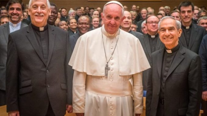 New evidence has emerged that reveals the role the Jesuit order, led by Pope Francis, is playing in the current US border crisis. According to their own website, Jesuits.org, the Catholic order is helping to assist illegal aliens to enter the United States criminally.