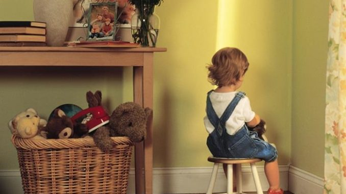 NHS Report Reveals: Naughty Toddlers Are Being Branded Mentally Ill