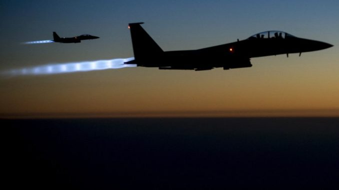 Syrian Air Defense Shoots Down Several 'Hostile Enemy Targets'