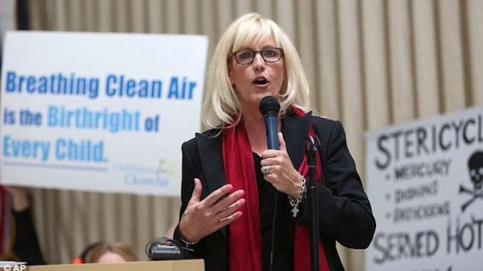 "We are all being ""slowly poisoned to death"" by glyphosate, warns Erin Brockovich, who has vowed to topple agriculture giant Monsanto in order to improve the health of the world."