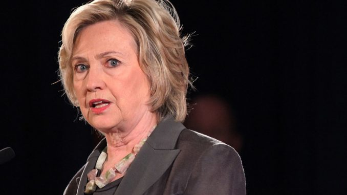 Federal judge orders criminal investigation into Hillary Clinton