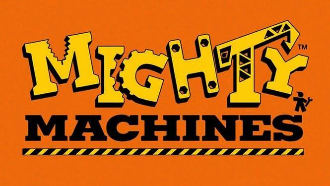 Mighty Machines (123 MB)