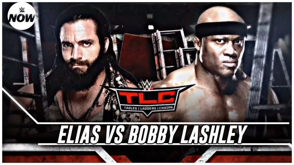 ELIAS vs BOBBY LASHLEY